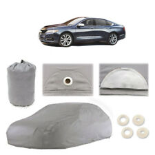 Chevy Impala 4 Layer Car Cover Outdoor Water Proof Rain Snow Sun Dust 9th Gen