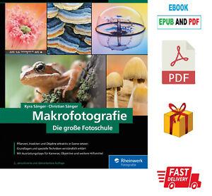 Makrofotografie - Die große Fotoschule 2021 _Lese die Beschreibung