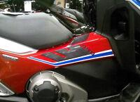 ADESIVI in gel 3D PROTEZIONI LATERALI compatibili per scooter HONDA INTEGRA 750