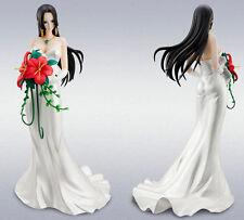 Boa Hancock One Piece Sexy Wedding Anime 1/8 Unpainted figure Model Resin Kit