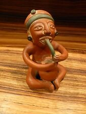 """Superb Latin American pottery-possibly Mexican, 6 1/2"""" tall [Y8-W7-A9]"""
