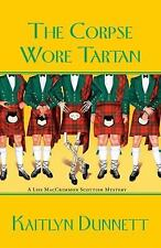 NEW!! The Corpse Wore Tartan by Kaitlyn Dunnett (2011, Paperback)
