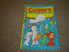 Caspers Dental Health Activity Book