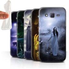 Étuis, housses et coques noirs Pour Samsung Galaxy J5 en silicone, caoutchouc, gel pour téléphone mobile et assistant personnel (PDA)