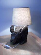 LAMPADA DA TAVOLO - ARTIGIANATO -
