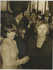 Irène Monesi  Vintage silver print Tirage argentique  18x24  Circa 1966
