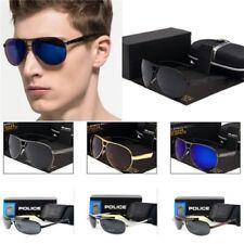 Men's Polarized Retro Driving Aviator Outdoor Sunglasses Glasses Eyewear UV400