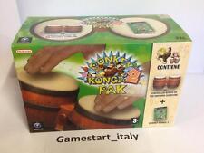 DONKEY KONGA 2 PAK - GIOCO + BONGHI (NINTENDO GAME CUBE GC) NUOVO NEW - PAL