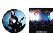 Hypocrisy Hypocrisy Destroys Wacken CD Germany 1999 Nuclear Blast – NB 376-2