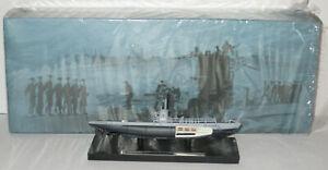 U59 - 1940 U-Boot Modell   Atlas Collection   1:350 Modell Kriegsschiffe