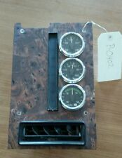 1998 International 9200 (3 Gauge) Instrument Cluster P-0402