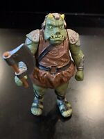Vintage GAMORREAN GUARD Star Wars Action Figure 1983 Hong Kong - COMPLETE