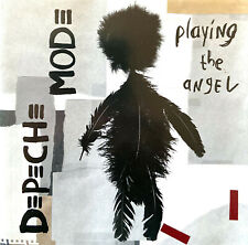 Depeche Mode CD Playing The Angel - Copy Protected - Europe (EX+/VG+)