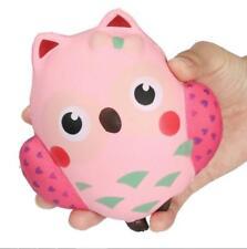 13cm Large Cute Owl Squishy Super Slow Rising Bread Decompression Funny Toy