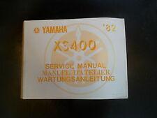 yamaha xs motorcycle repair manuals  u0026 literature for sale