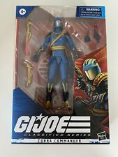 "?G.I. Joe Classified Series #06 Cobra Commander Regal Variant 6"" Hasbro Pulse?"