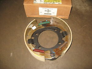 FORD F E SERIES SUPER DUTY TRUCK PARKING BRAKE SHOE ASSEMBLY F3TZ-2L598-A NEW