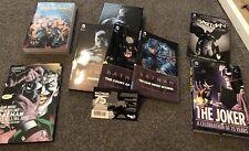 batman graphic novel collection