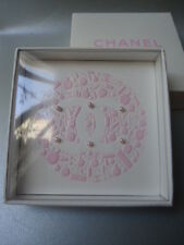 CHANEL voir la vie en rose RARE COLLECTABLE BEAD PUZZLE BOX VIP GIFT MINT IN BOX