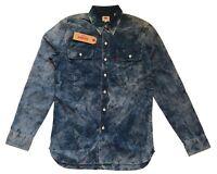 Levi's® Western Denim Shirt  Size: Medium NEW TAG