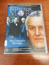 Inspector Morse The Coward's Revenge DVD (22130)