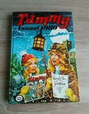 Tammy Annual 1980 Vintage Girls Fleetway Hardback