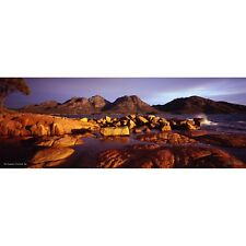 The Hazards, Freycinet 1000 piece Jigsaw by John Temple