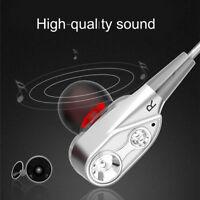 Stereo Earphones 3.5mm IN Ear Noise Reduction Earbuds HIFI Heavy Bass Headset`