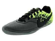 Nike Men's Elastico II Indoor Soccer Shoes Size 7.5 (580454-007) BLACK/VOLT