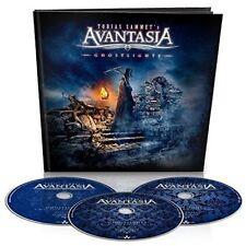 Avantasia - Ghostlights - Limited 3CD Earbook Edition - OVP