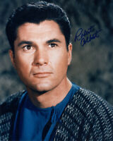 ROBERT COLBERT SIGNED AUTOGRAPHED 8x10 PHOTO THE TIME TUNNEL RARE BECKETT BAS