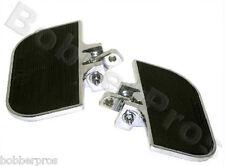 Harley Passenger Mini Floorboards Rear Footboards Foot Rest Pegs Mounts