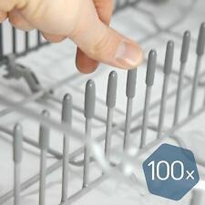 100 Spülmaschinen-Gestell-Abdeckkappen für alle Geschirrkörbe starker Rost Schut
