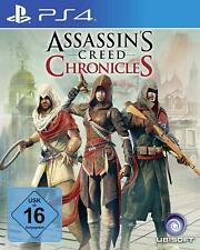 PS4 Spiel Assassins Creed Chronicles (China,India,Russia) NEUWARE