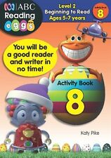 ABC Reading Eggs - Activity Book 8 by Katy Pike
