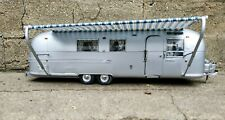Franklin Mint 1968 Airstream International Land Yacht Camper 1:24 Scale Diecast