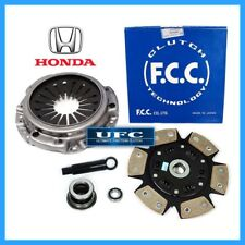 FCC HONDA COVER+UFC STAGE 3 CLUTCH KIT FOR 2000-2009 HONDA S2000