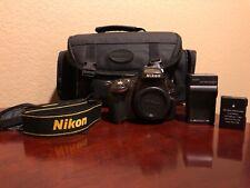 Nikon D5200 24.1MP Digital SLR DSLR Camera Body Brown