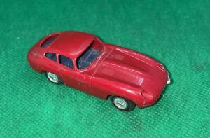 Lindberg Mini Lindy Red Jaguar XK-E Red Plastic No 4 1/64 Car