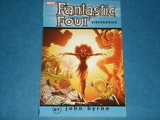 Marvel Graphic Novel: FANTASTIC FOUR Visionaries #7 John Byrne She-Hulk Torch