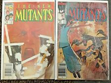New Mutants 26 & 27 1st Legion
