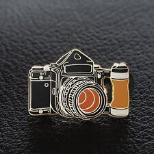Pentax 6x7 Medium Format Camera Enamel Pin