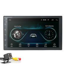 """2Din 7"""" Android 8.1 Car GPS Navigation WiFi Radio Auto Stereo Multimedia Player"""