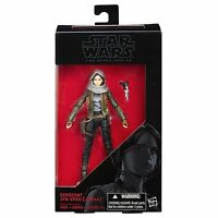 "Star Wars The Black Series Rogue One Sergeant Jyn Erso Figure 6""action figure"