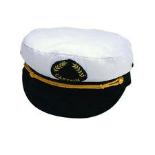 Quality Marine Captains Cap - Boating Sailing Yachting Novelty - New