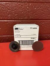 3m Roloc Disc Tr 361f 14559 2inpo P150 Grade 50 Discs