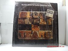 "BLOOD, SWEAT & TEARS-(LP)-GREATEST HITS - ""SPINNING WHEEL""  AND WHEN I DIE""-1973"