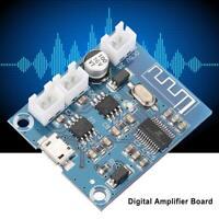 DC 5V 2A 5W+5W Mini Amplifier Board Dual Channel Bluetooth Amplifier Module