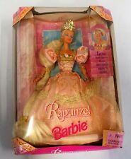 BARBIE Doll Fairytale Barbie Rapunzel 1997 Collectors Edition