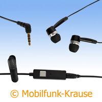 Headset Stereo In Ear Kopfhörer f. Samsung GT-S5830 / S5830